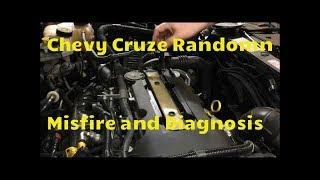 Chevy Cruze Misfire Diagnostic Process (Blinking Check Engine Light)