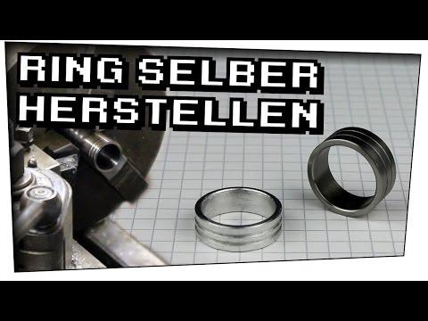 Ringe selber herstellen! (Titan und Aluminium) - TechTüftelt #02