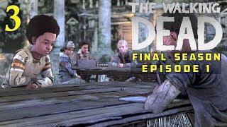 Helfen AJ make friends, Play-Karte-Spiel | The Walking Dead: die Letzte Staffel, Folge 1 | Gameplay Part 3