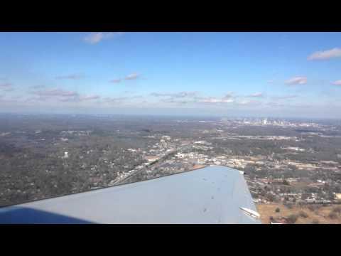 Delta 717-200 depart ATL for DAL-Love Field