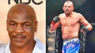 Mike Tyson vs. Chuck Liddell: STREET FIGHT predictions from the Mayweather Boxing Club