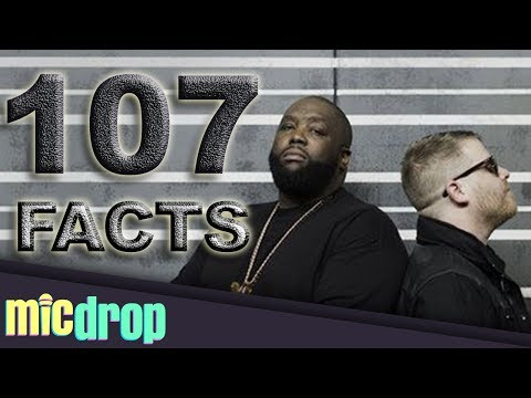 107 Run The Jewels Facts YOU Should Know  (Ep. #64) - MicDrop