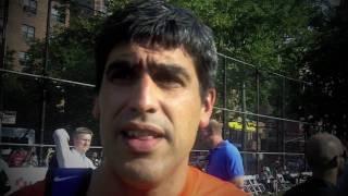 Claudio Reyna on the U.S. Line-Up Against Algeria