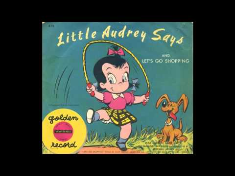 Mae Questel & The Sandpipers - Little Audrey Says