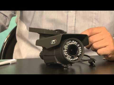 Обзор AHD видеокамеры CMD-AHD1080-WB2,8-12-IR