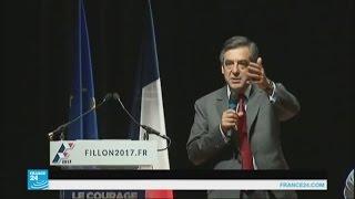 صعود مفاجئ لفرانسوا فيون في استطلاعات الرأي للانتخابات التمهيدية