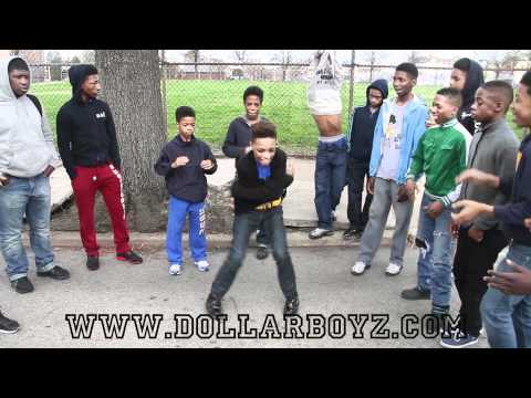 DOLLARBOYZ DANCE CYPHER OUTSIDE AT BROAD & GIRARD AVE