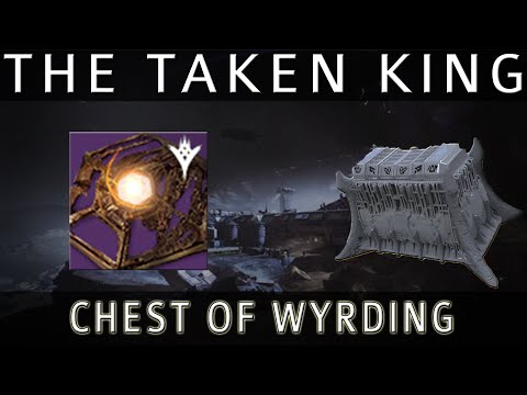 Destiny - Secret Chest Location - Key Of Wyrding