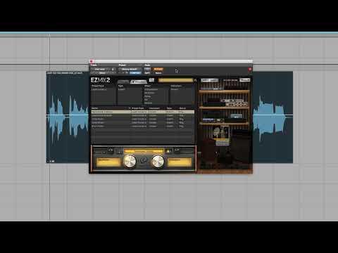 EZmix 2: Lead Vocals 2 EZmix Pack
