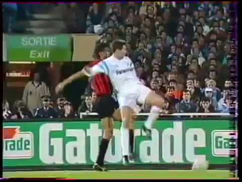 Chris Waddle vs Milan Coppa dei Campioni 1990 1991