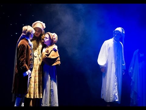 A Christmas Carol Live- Lights of Long Ago (Scene 5)