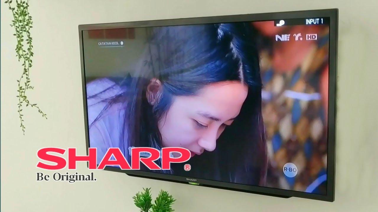 SHARP LED TV 32 Inch HD - 2T-C32BA2i