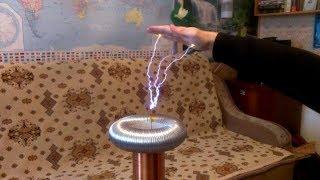 Катушка Тесла своими руками SSTC