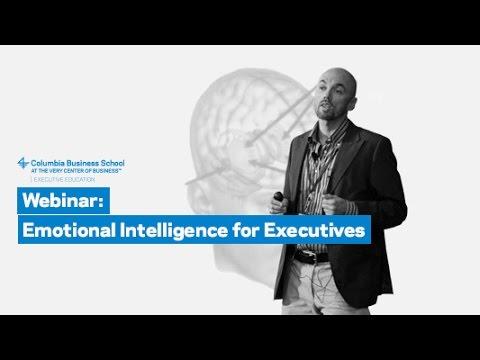 Emotional Intelligence for Executives