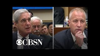 Mueller on why he did not subpoena Trump