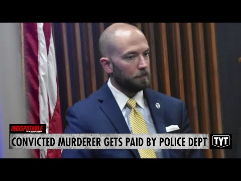 Convicted MURDERER Gets PAID BY POLICE Department