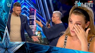 EDURNE cries with this performance of a mother and her son | Auditions 7 | Spain's Got Talent 2021