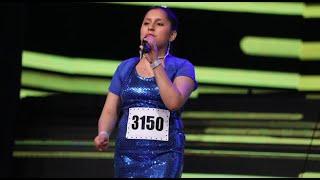 Llegó para imitar a Marisol y sorprendió al jurado