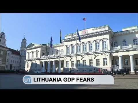 Lithuania GDP Fears Over Russian Border Barriers: PM says 4% drop possible in 'worst case scenario'