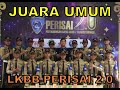 JUARA UMUM LKBB PERISAI 2.0 - PASNAGA (PASKIBRA SMKN JATENG PURBALINGGA)