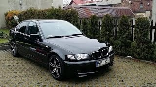 My BMW E46 320d 180ps presentation
