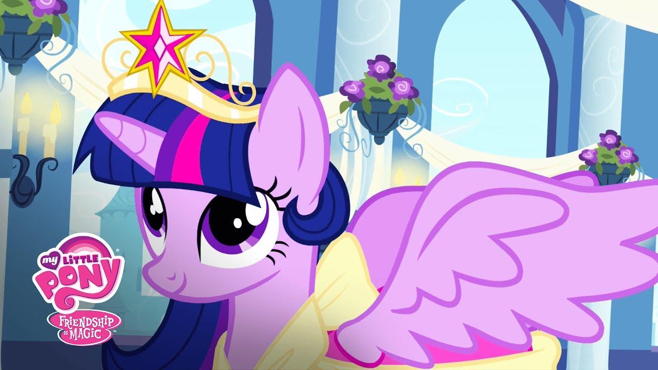 - My Little Pony: Friendship Is Magic Season 3 - 'Princess Twilight