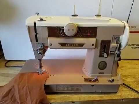 SOLD Singer 40a SlantoMatic Sewing Machine YouTube Mesmerizing Matic Sewing Machine