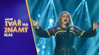 Jitka Čvančarová jako Adele | Tvoje tvář má známý hlas