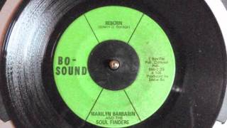 MARILYN BARBARIN AND THE SOUL FINDERS - Reborn