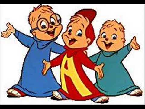 Alvin and The Chipmunks- Love is Like Honey