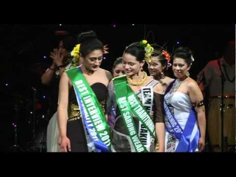 Miss Samoa 2011 (NZ Competition)