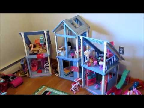REORGANIZING THE PLAYROOM!!!! Featuring The Melissa And Doug Horse Rug  House Reorganization 2017