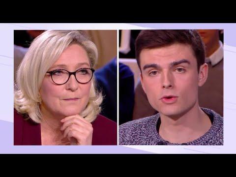 Ce que j'ai dit à Marine Le Pen sur France 2 (Replay - L'Emission Politique)