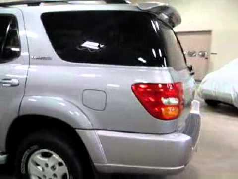 2002 Toyota Sequoia Holland Mi Crown Motors Youtube