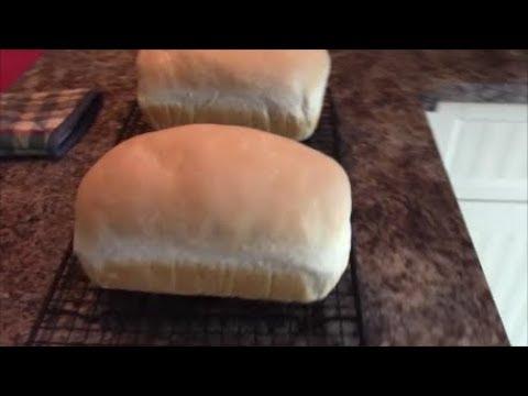 Hand Made White Bread Recipe