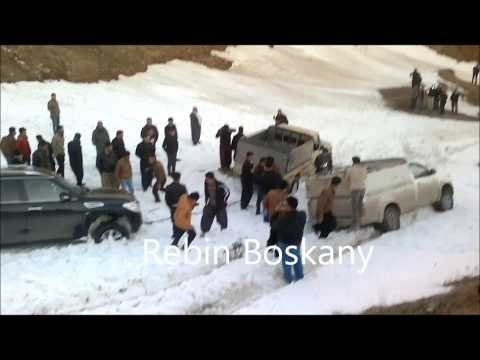 Mikzamini = Nissan Patrol & Toyota Hilux 2014 Shaxi Goizha - Azmar Slemani