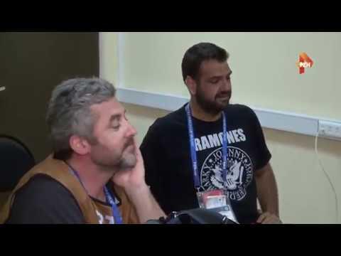 Видео  болельщики иностранцы благодарны полицейским Сочи за хорошую работу