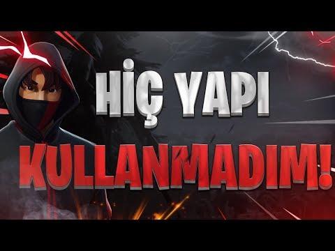 YAPI YAPMADAN KAZANMAK ! ( Türkçe Fortnite Videoları )
