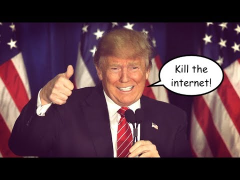 Trump White House Greenlights FCC's Repeal of Net Neutrality Mp3
