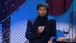 Marcel Lucont on the language of death - Live at the Electric: Series 2 Episode 7 - BBC Three