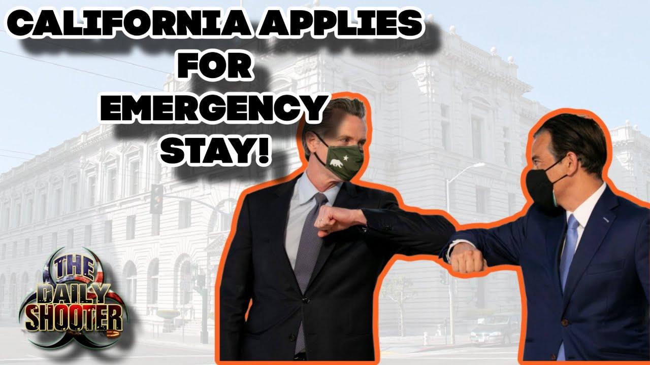 California Asks For
