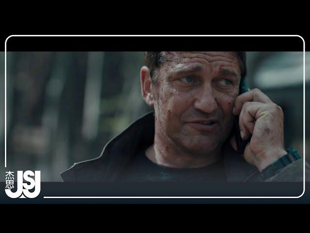 四分衛《想要淋雨的人》(電影全面攻佔3天使救援中文宣傳曲)Official Music Video