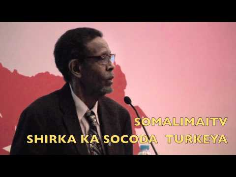 ISTANBUL GATHERING OF THE SOMALI CIVIL SOCIETY