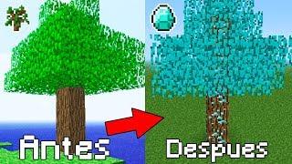 Minecraft | 10 Cosas que no sabías del Árbol