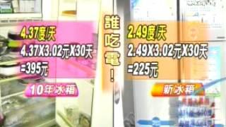 20120412 東森新聞 舊電器耗電 thumbnail