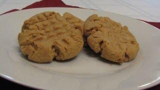 Peanut Butter Cookies -- Lynn's Recipes