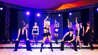 SHOW ME HOW YOU BURLESQUE - Incredible dance performance by Kathrin Menzinger