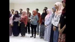 Rayuan Pulau Kelapa - Latihan Counselor Singer UNP