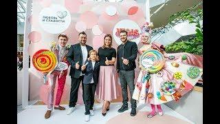 Открытие кафе «Любовь и сладости» VEGAS Каширское шоссе