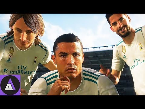 ⚽ STUPID AMERICANS VS SOCCER⚽ - FIFA 18 Gameplay & Live Stream